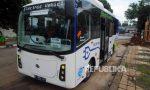UI Kembangkan Bus Bahan Bakar Listrik