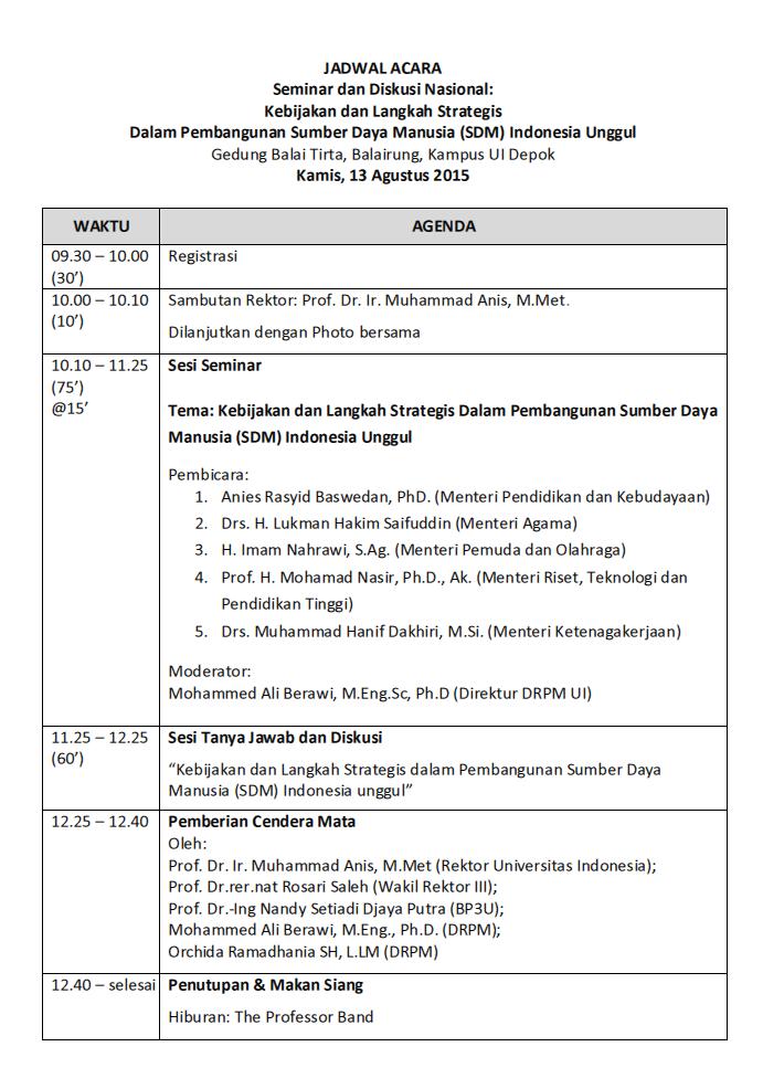 seminar 12 agust
