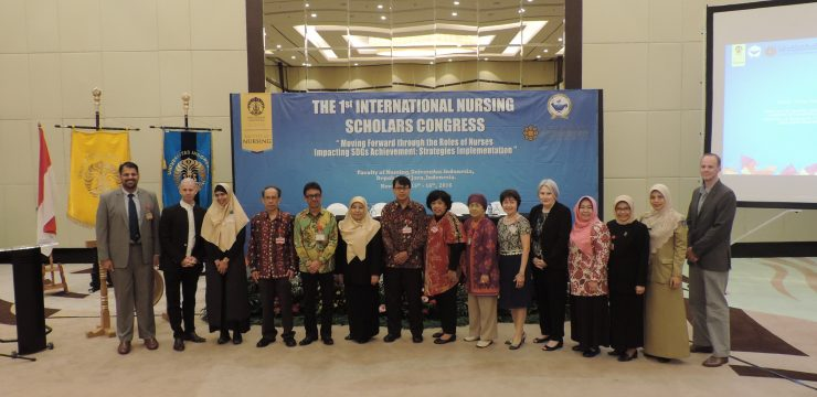 The 1st International Nursing Congress 2016