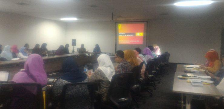 Sosialisasi Hibah PITTA & Pengmas UI 2017 di Fakultas Ilmu Keperawatan UI