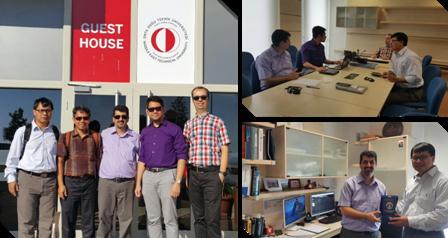 Membangun Jejaring Peneliti di Turki dan Partisipasi dalam Konferensi Ilmiah di Portugal