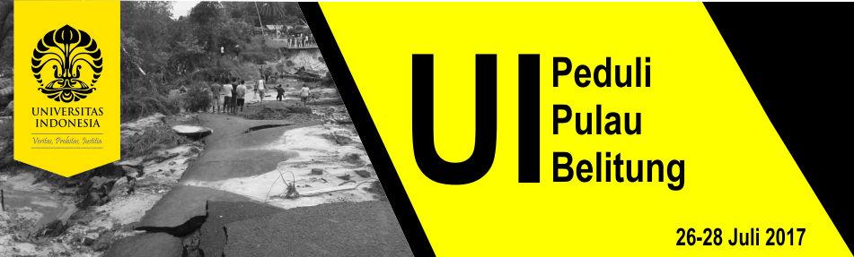 UI Peduli Pulau Belitung