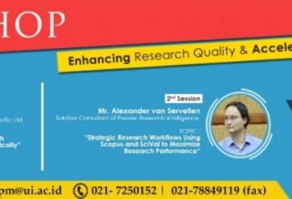 "Workshop ""Enhancing Research Quality and Accelerating Publication"""