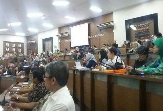 Roadshow sosialisasi Hibah Riset (PITTA & Tugas Akhir Doktor) UI tahun 2018 di fakultas