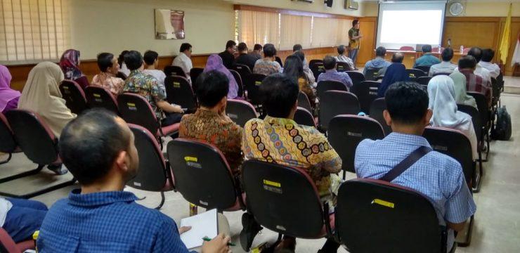 Roadshow Sosialisasi Hibah Riset & Pengmas Kemenristekdikti tahun 2019