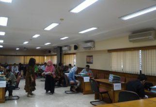Monitoring Hibah PITTA dan TADOK tahun 2018