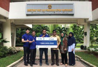 BluePay Salurkan Bantuan Untuk Korban Bencana Gempa di Palu dan Donggala