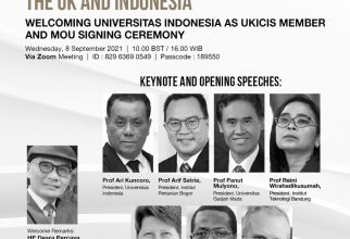 Webinar: Strengthening Mutually Beneficial Research Collaborations Between the UK and Indonesia